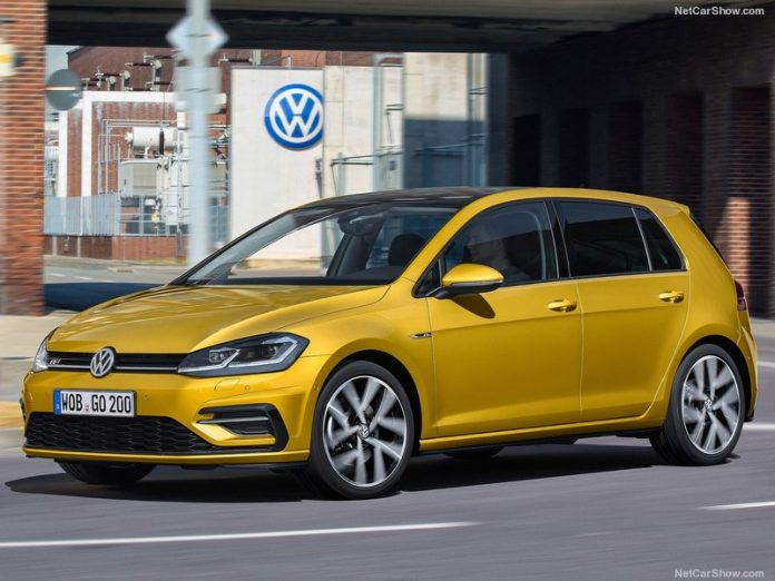Germany best selling cars