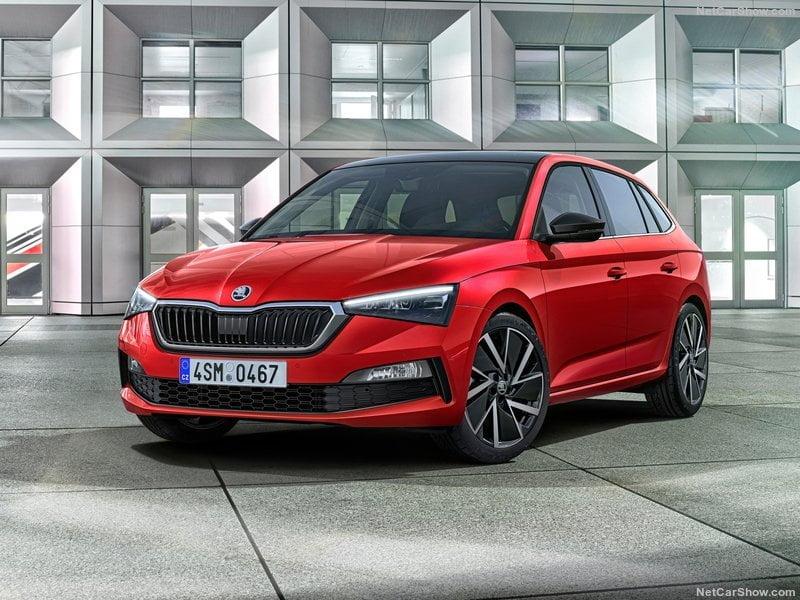 Czech Republic best selling cars
