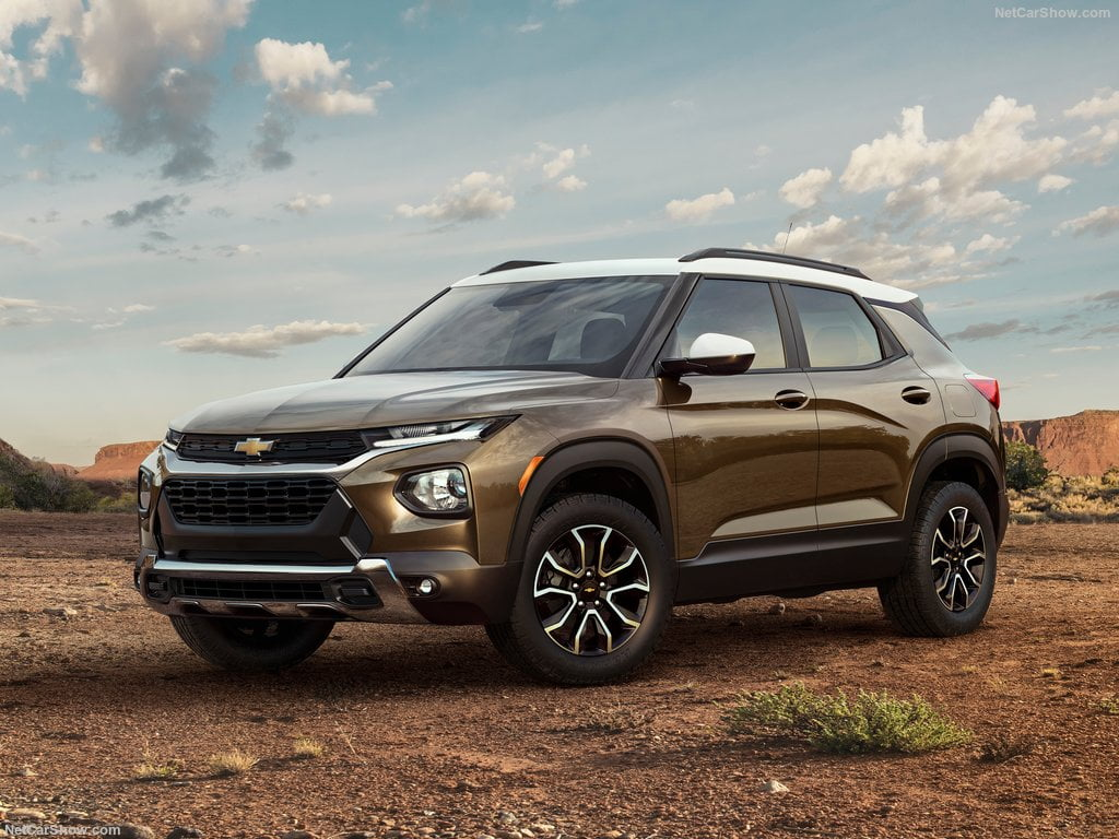 the 2021 chevrolet trailblazer  focus2move